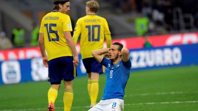 السويد تتأهل لنهائيات كأس العالم روسيا 2018