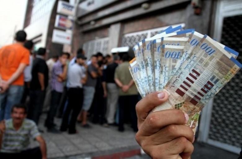 تنويه هام من المالية بشأن رواتب موظفي غزة