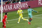 البرتغال تهزم روسيا وتقترب من نصف النهائي
