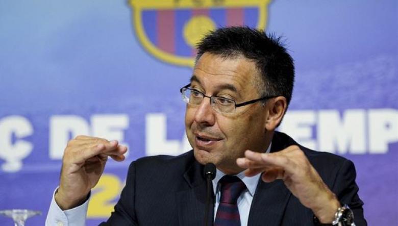 رئيس برشلونة يهاجم نيمار مجدداً