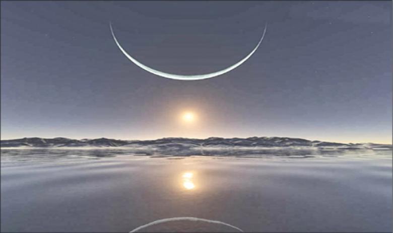 ضياء الشمس ونور القمر