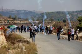 """الاحتلال يستهدف جنازة المواطن """"اسعيد"""" ببيت أمر"""
