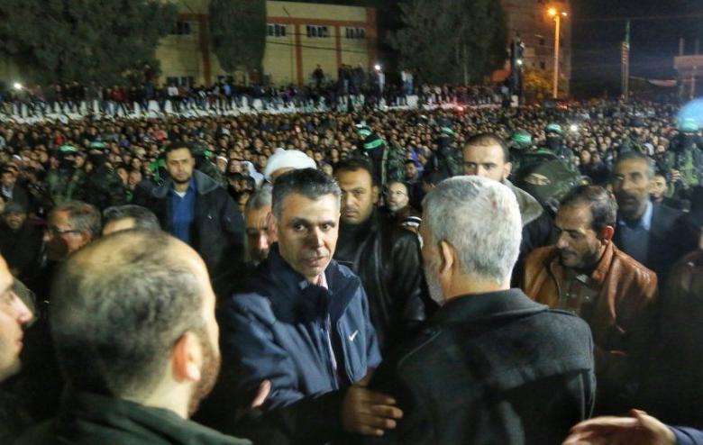 """خطاب السنوار ومشاركة """"عبد الخالق""""يستفزّان الإسرائيليين"""