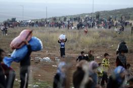 نزوح آلاف المدنيين في ريف حلب الشرقي