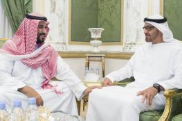 بن زايد يبدأ زيارة للسعودية في خضم أزمة انقلاب عدن