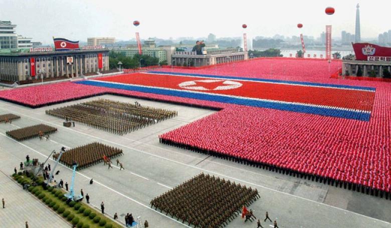 كوريا الشمالية تتوعد أميركا وروسيا تعرض الوساطة
