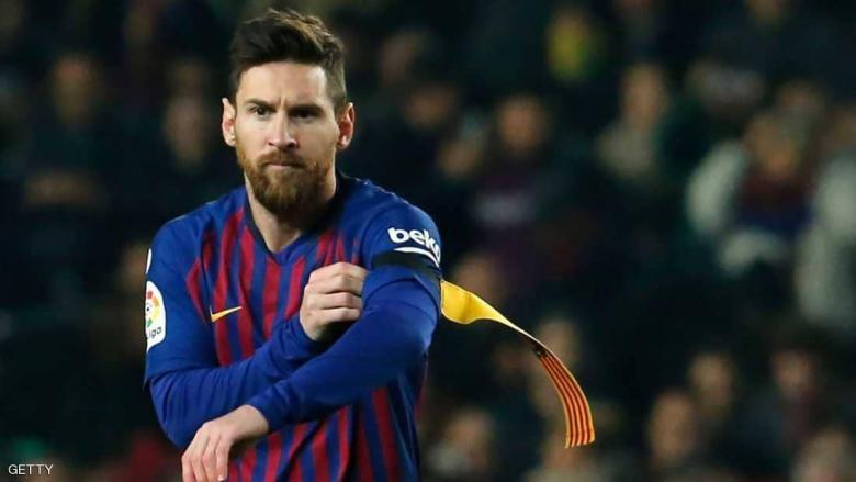 """برشلونة يدشن مرحلة """"ما بعد ميسي"""""""