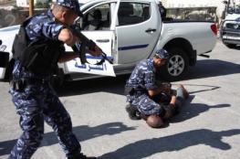 القبض على 9 مطلوبين للعدالة ومصادرة مركبات بجنين