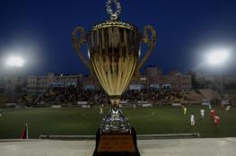 اتحاد الكرة يقرر إطلاق كأس فلسطين على مستوى الفروع