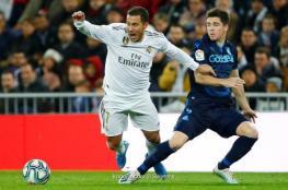 ريال مدريد يحول تأخره لفوز على سوسيداد