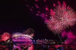 كيف كانت احتفالات رأس السنة حول العالم؟