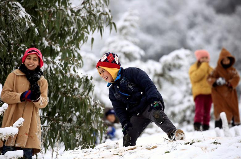 دراسة فريدة توضح مدى سلامة أكل الثلج