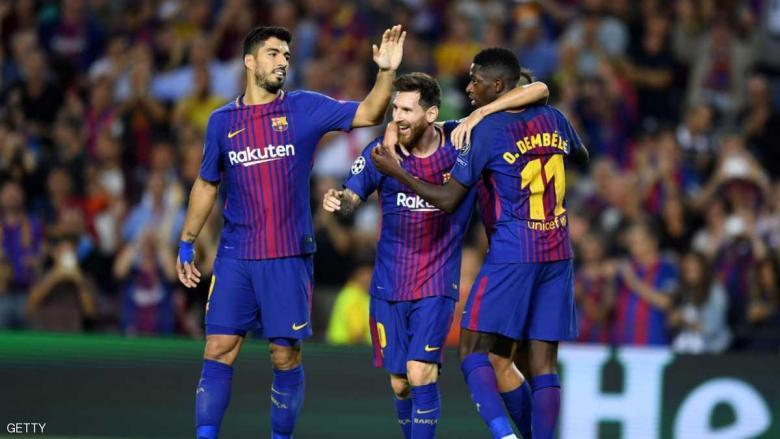 خبر سار لبرشلونة في مباراة الكلاسيكو