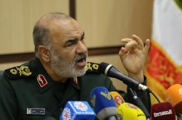 """قائد الحرس الثوري: لدينا إمكانيات كبيرة للقضاء على """"إسرائيل"""""""