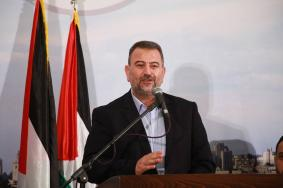 """العاروري: الالتفاف الفلسطيني المُوحّد سيفشل """"صفقة القرن"""""""