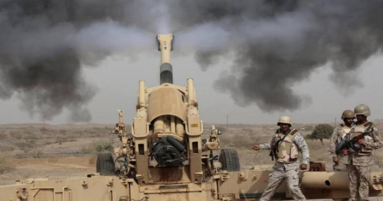 الحوثيون يطلقون صاروخا بالستيا باتجاه السعودية