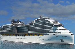 تعرف على أكبر سفينة ركاب سياحية في العالم