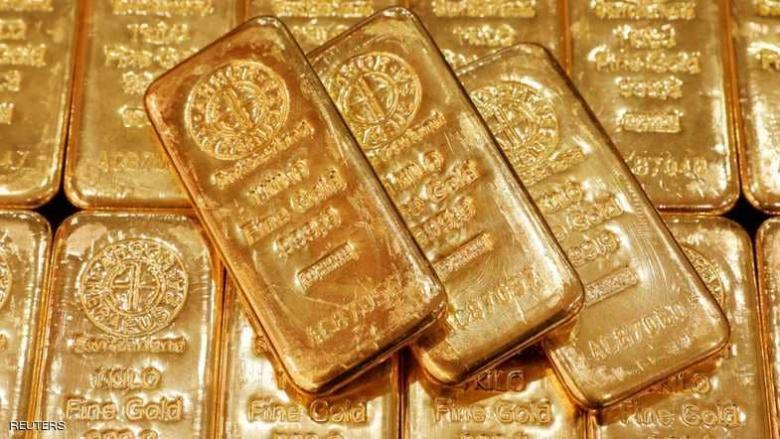 الذهب يتراجع مع انحسار توترات عالمية