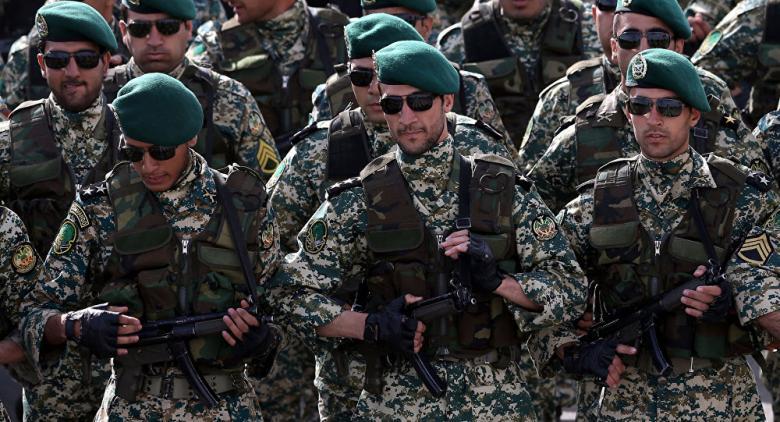 الخزانة الأمريكية تفرض عقوبات على الحرس الثوري الإيراني