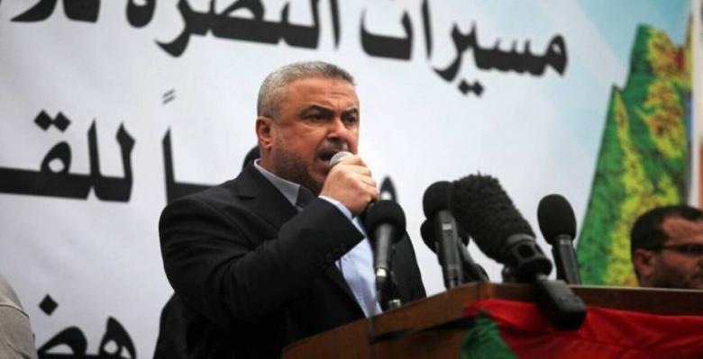 رضوان: شعبنا لم ينس فلسطين وجرائم الاحتلال لن توقف مسيرات العودة