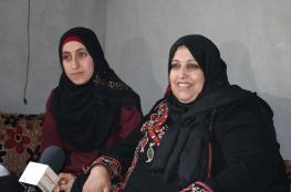 المتفوقة أبو مساعد حرمتها الكهرباء من فرحة التفوق