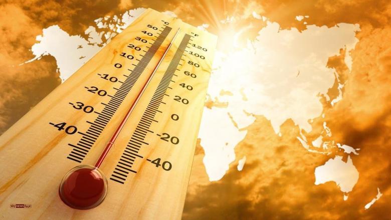 أجواء شديد الحرارة اليوم