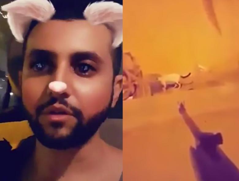 """هكذا عاقبت محكمة سعودية """"سفاح القطط"""""""