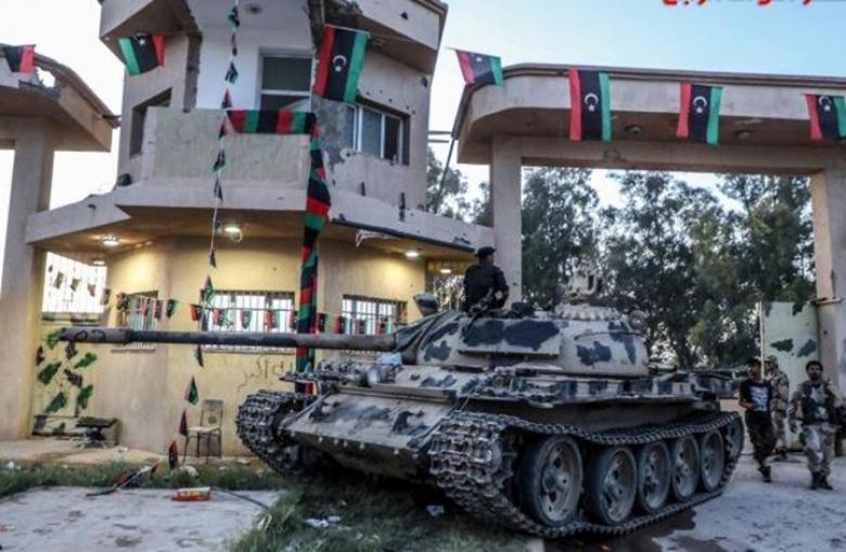 واشنطن بوست: محمد بن سلمان يشعل حربا أهلية بليبيا