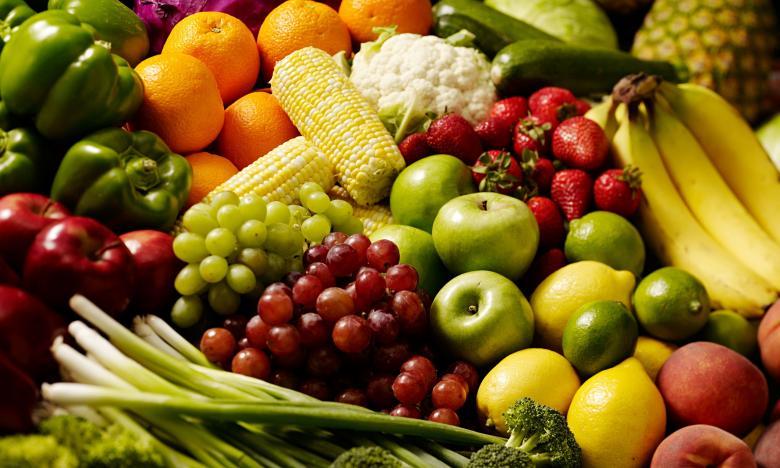 الخضروات والفواكه تعمل على تقوية ذاكرتك