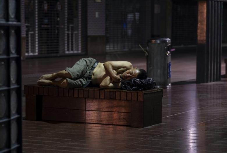شنغهاي تتحول لغرفة نوم كبيرة بسبب موجة الحر