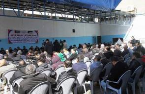 المصري يشارك في حفل الإفراج عن النزلاء الغارمين