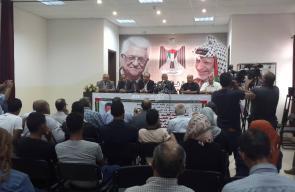 مؤتمر بجنين حول ظروف استشهاد ياسر حمدونة