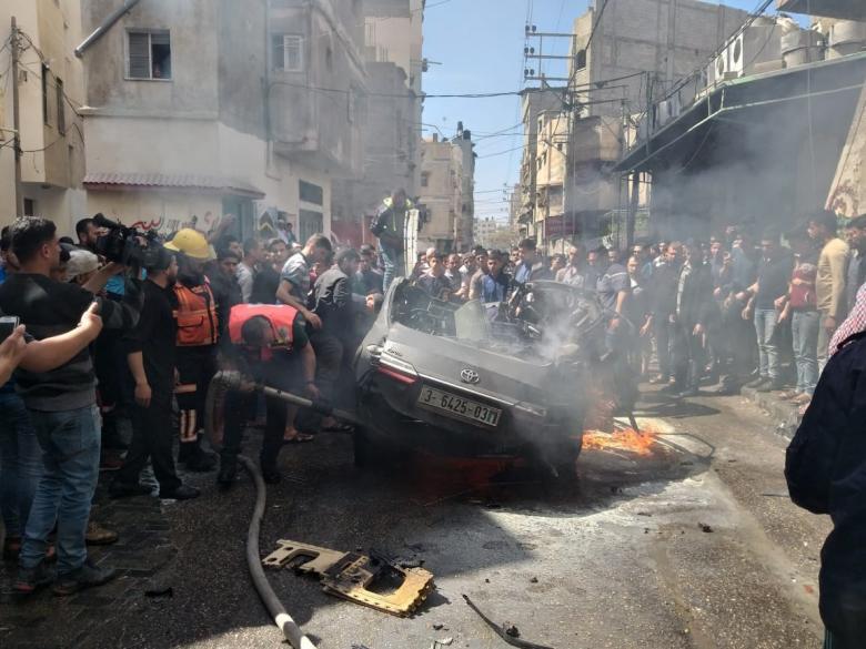 عضو كنيست يحرض على قادة المقاومة في غزة