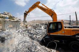 قوات الاحتلال تهدم منزلا شرق مدينة الخليل
