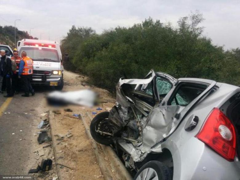 إصابة شاب بجراح خطيرة إثر صدمه من سيارة إسرائيلية بقلقيلية