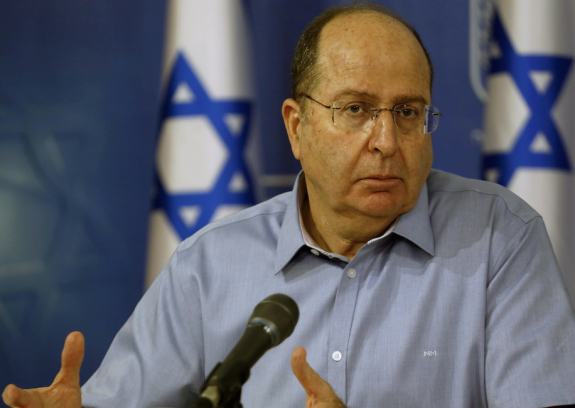 يعالون: يجب إعادة جثث الجنود الإسرائيليين من غزة