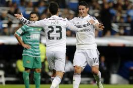 ريال مدريد يضع اثنين من نجومه على قائمة البيع