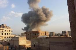 مقتل 30 مدنياً في قصف للتحالف على الرقة