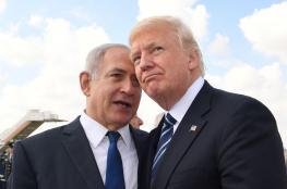 """قـ2 العبرية: نتنياهو متحمس لخطة ترامب لـ""""السلام"""""""