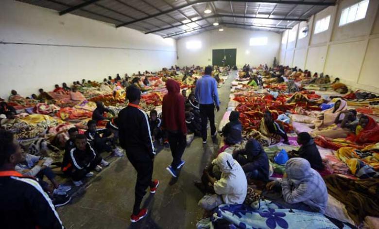 العفو الدولية تتهم أوروبا بالتواطؤ حول انتهاكات المهاجرين بليبيا