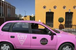 انتشار خدمة سيارات الأجرة النسائية حول العالم