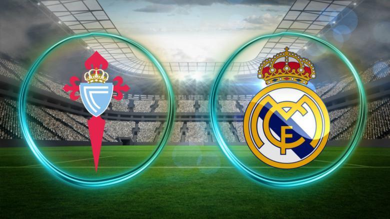 بث مباشر .. ريال مدريد Vs سيلتا فيغو