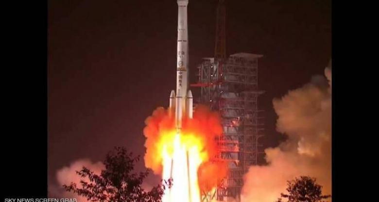 إطلاق أول قمر اصطناعي جزائري من الصين