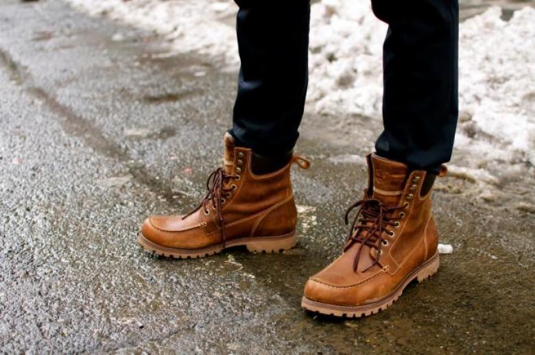 567373542 موديلات أحذية رجالية شتوية 2018-2019 على كل رجل اقتناؤها - فلسطين الآن
