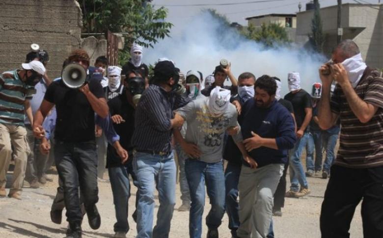 عشرات الإصابات جراء قمع الاحتلال مسيرة كفر قدوم الأسبوعية
