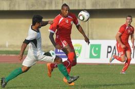 23 لاعبًا في قائمة فلسطين لمواجهة الصين