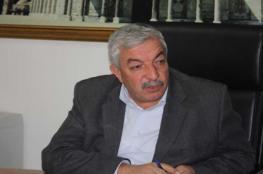 تعيين العالول نائبا لرئيس حركة فتح