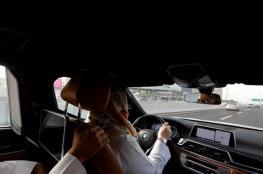 بعد 50 دقيقة فقط.. أول حادث مرور بطلته وضحيته سائقة سعودية