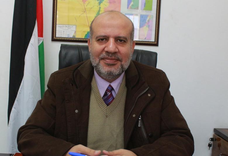 """النائب """"الأشقر"""" يلتقي وكيل مساعد وزارة الأشغال"""