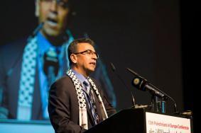 """رجب: """"أطباء فلسطين في أوروبا"""" عطاء متواصل للتخفيف من معاناة شعبنا"""